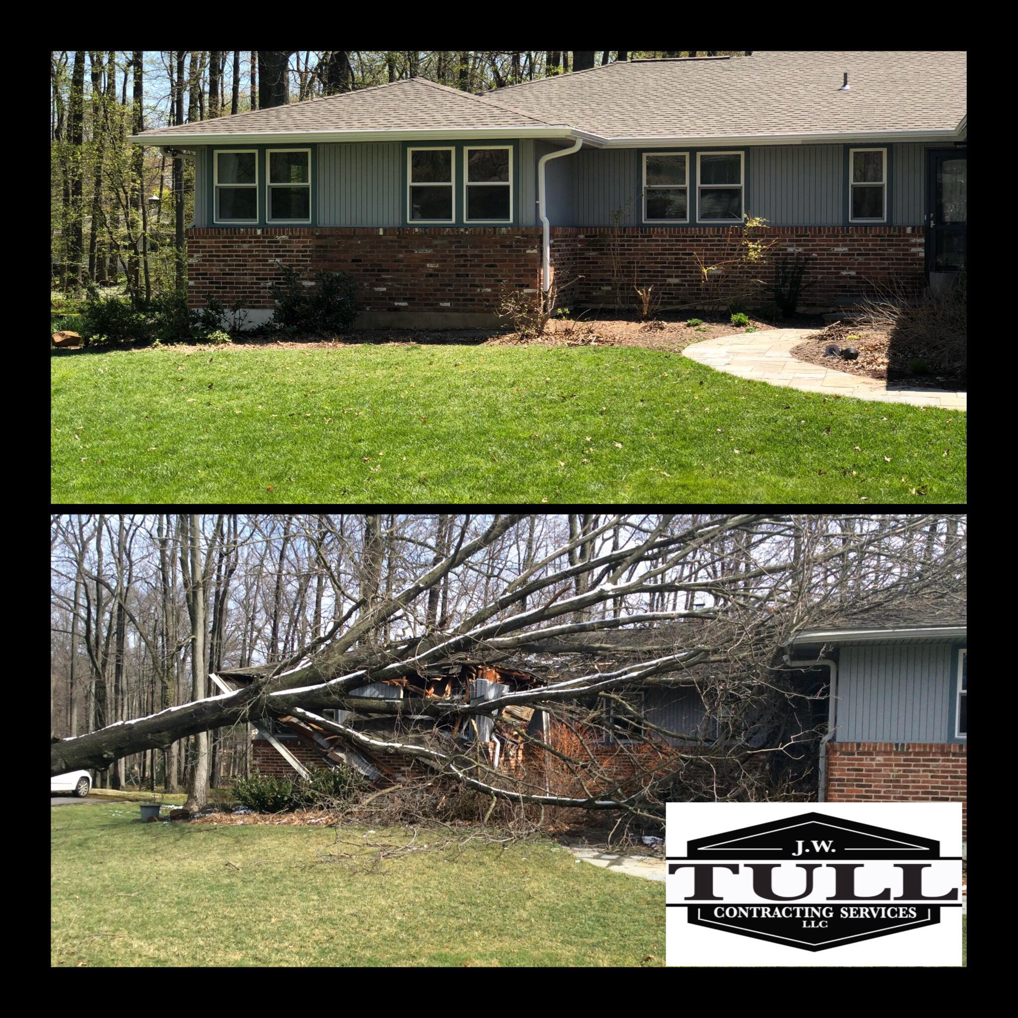 Storm Damage Repair Contractor