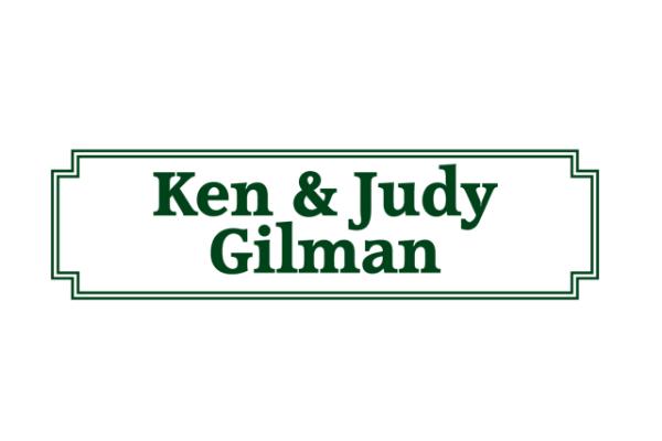 Ken and Judy Gilman