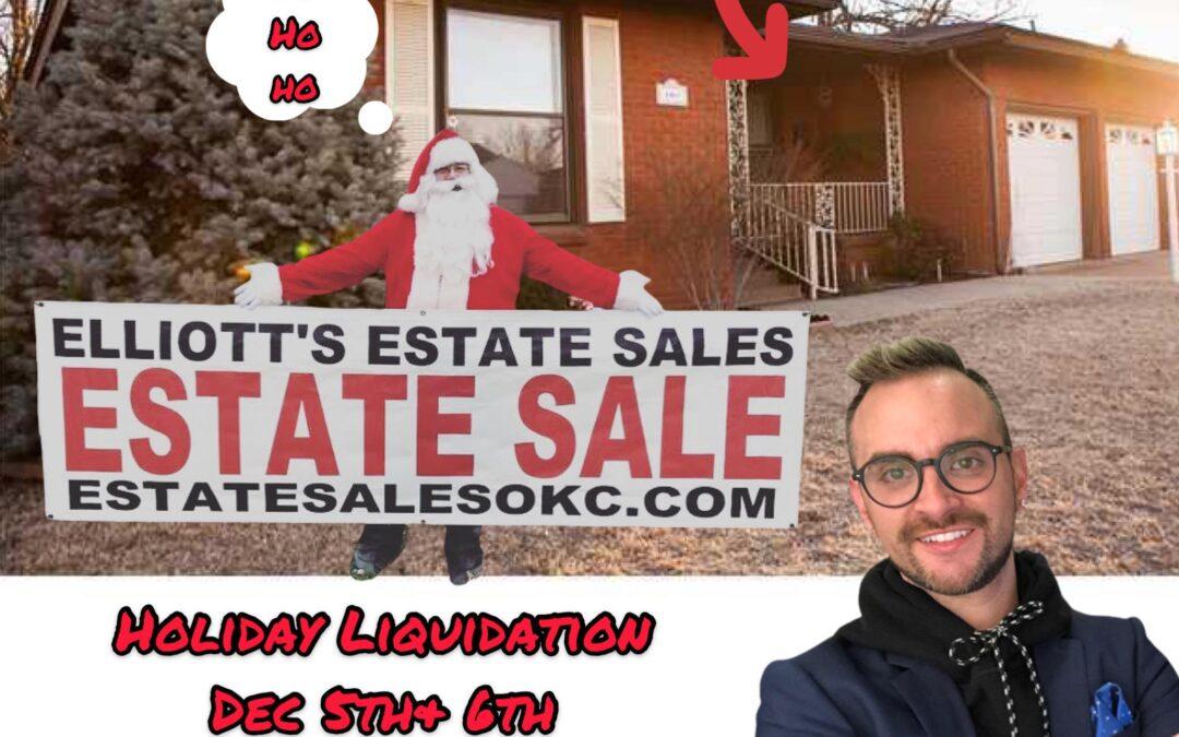 December 5th & 6th Pennington Estates Sale