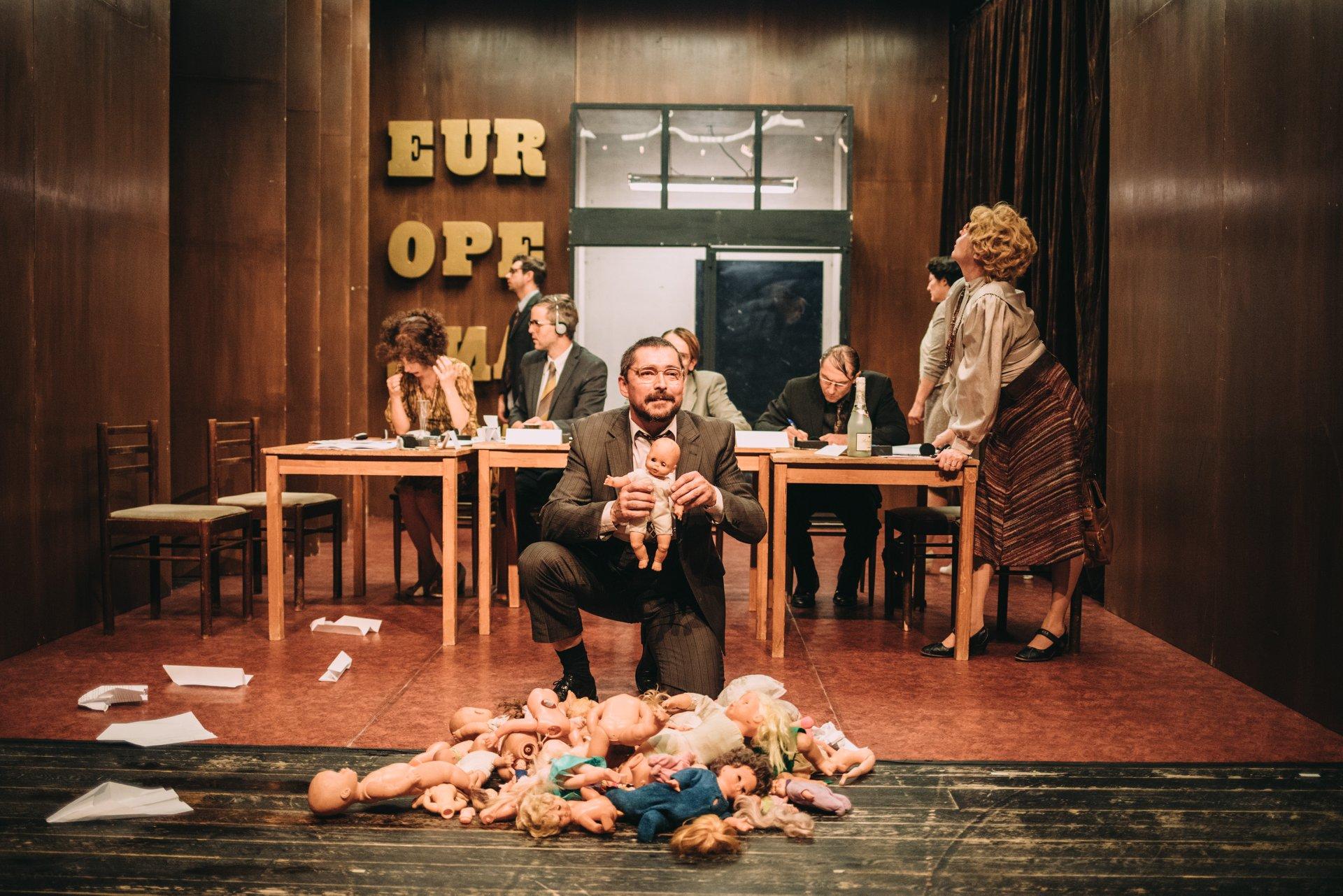 International Festival Theatre Confrontations