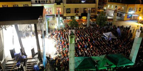 Dotyky a Spojenia Festival
