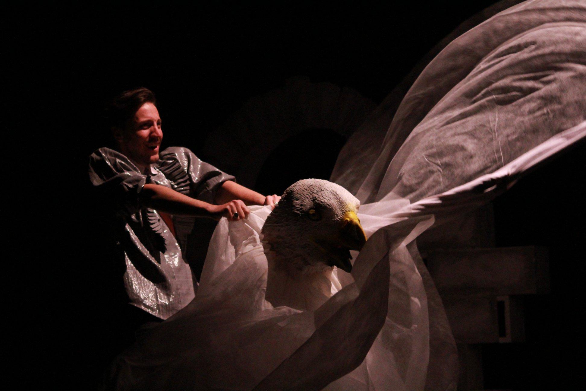 In Scena! Italian Theater Festival NY