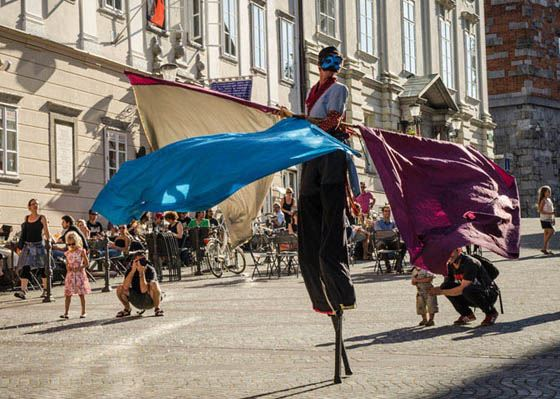 Mariwan International Street Theatre Festival