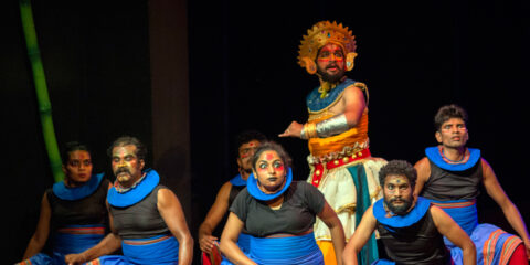 Bahuroopi National Theatre Festival