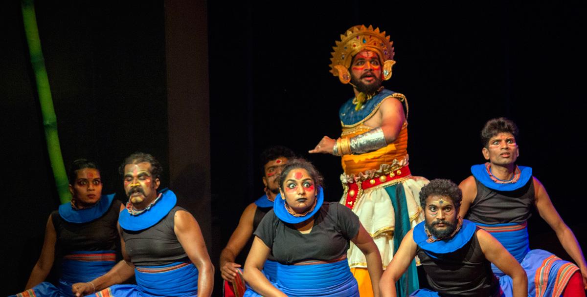 Bahuroopi National Theatre Festival