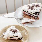 Traditional Ice Cream Cake