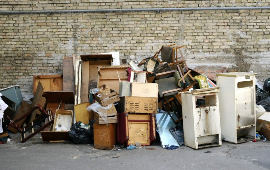 Junk-Recycling