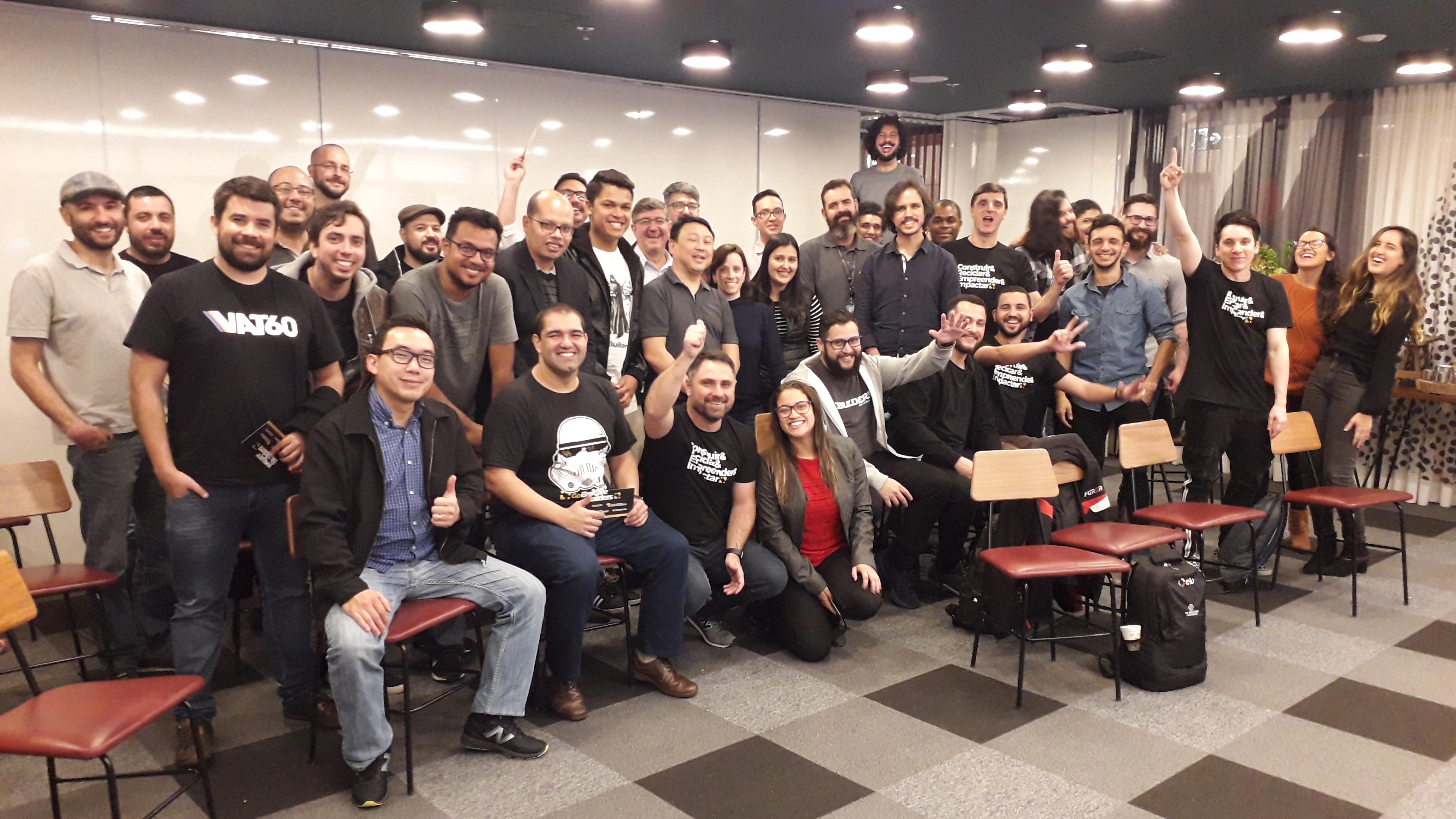 Por dentro do primeiro Builders Talks: Squads mais eficientes com DevOps