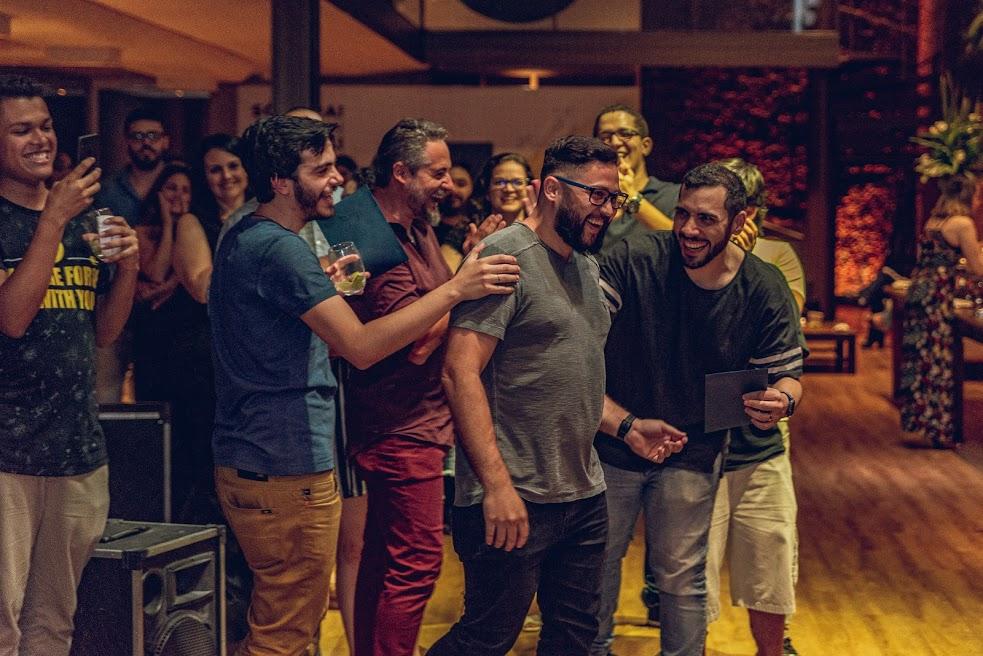 Celebração e Builders Awards 2019