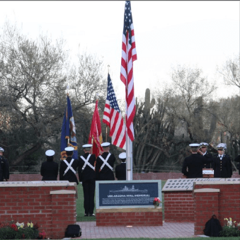 Episode 62 – USS AZ Mall Memorial, Parade of Lights, 2nd Saturday Special