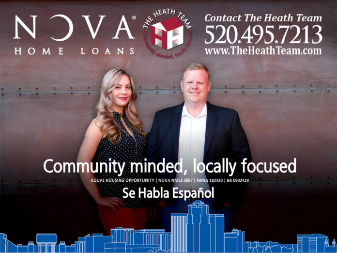Learn All About Us!  Meet the Heath Team with Nova Home Loans