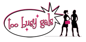 Too Busy Gals Logo