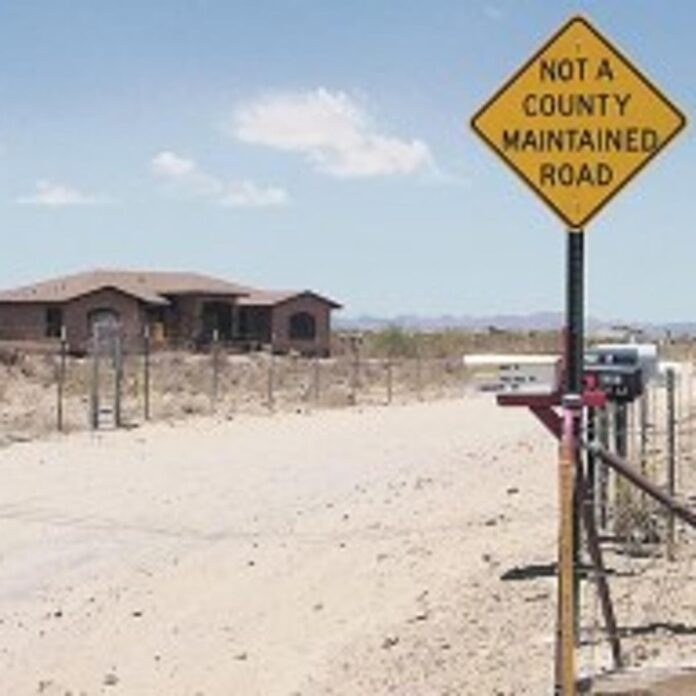 Do I Need a Road Maintenance Agreement When Buying a Home on a Private Road?