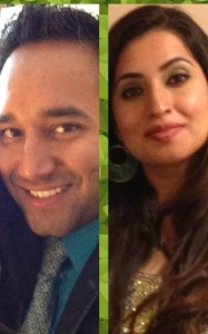Sonia and Gurdeep