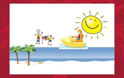 Together We Belong Beach Fun – Sibling Reunion Event