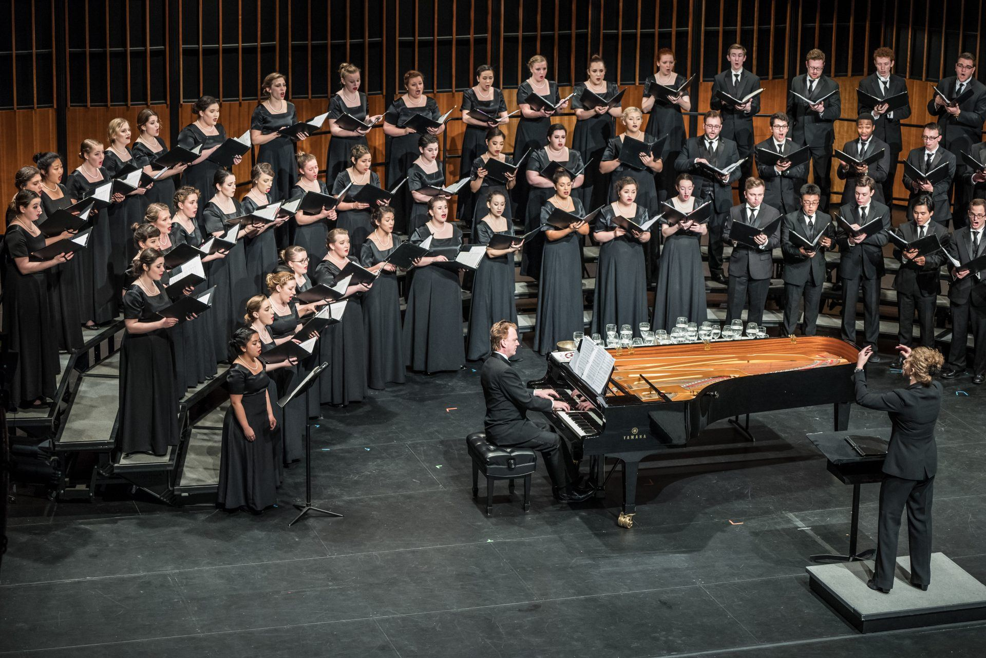Culture in brief: MSU Chorale to Carnegie Hall in Concert for 'Beethoven for The Rohingya' - Montclair Local