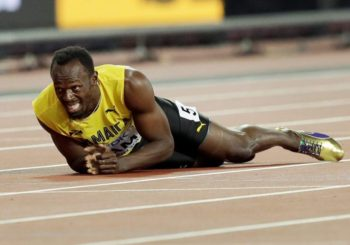 Victor Allen's Nu New Sportz: Colin Kaepernick's Stance & Charlottesville, Usain Bolt Eyes The End (8-14-17)