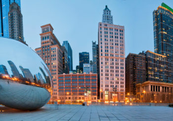 NeoUrban Road Trip Chicago: Mario Hemsley Finds Summer In The Windy City Is Really Cool! (8-8-17)
