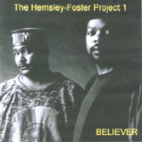 "Mario's Magic Mixtape: The Making Of Our First CD, the Hemsley Foster Project ""Believer"" (4-20-18)"