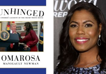 "Mario Hemsley Has Omarosa's New Book ""Unhinged"" & Full Review Coming Soon"