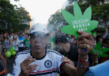 Marijuana 4 Dummies: Mario Is Headed To Uruguay (the 1st Country To Legalize Weed) & Soon! (10-1-18)