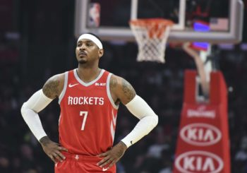 Victor Allen's Nu New Sportz: Why Carmelo Anthony Is Houston's Scapegoat & Duke Has Hulk With Hops! (11-12-18)