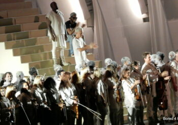 "Victor Allen Attends Kanye West ""Nebuchadnezzar"" – An Opera @ Hollywood Bowl"