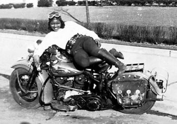 Black History: Bessie Springfield Rode Across The U.S. Solo In 1930! (2-9-20)