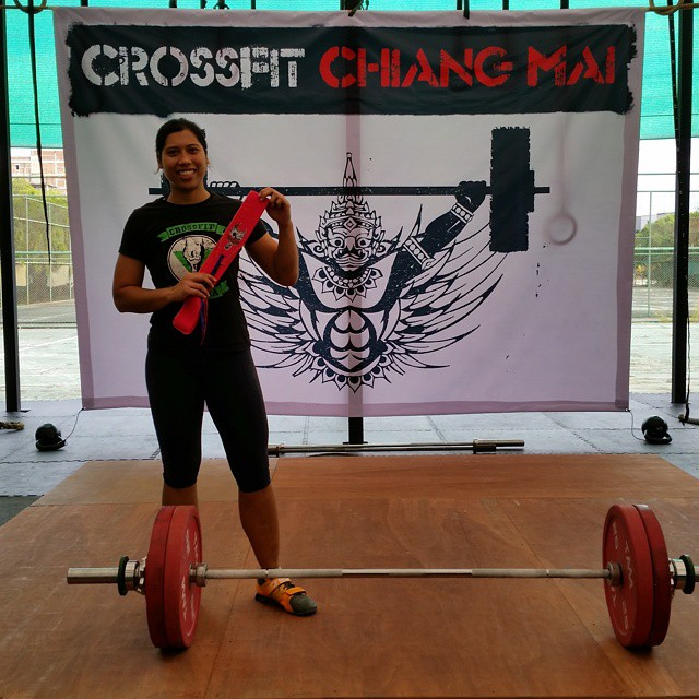 Maslina Ismail CrossFit