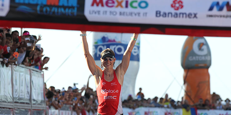 Ironman cozumel women
