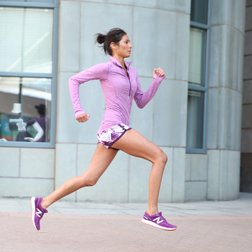 Running top from New Balance Lifestyle Fall/Winter 2015. Photo from New Balance.