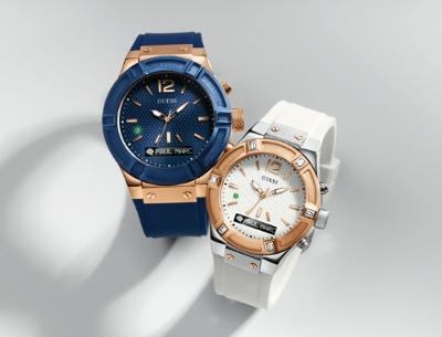 GUESS CONNECT Smartwatch Now Available Worldwide