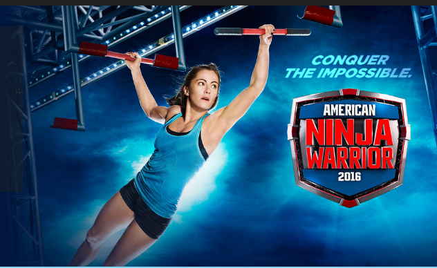 Kacy Catanzaro, became the much deserved and well-loved poster girl of American Ninja Warrior. (NBC.com)