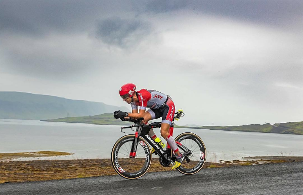 A beautiful ride at Challenge Iceland (Instagram)
