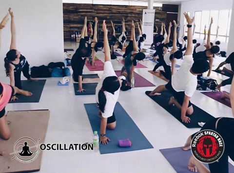 Join a free yoga workout to prepare for your next Spartan Race. (Spartan Race Malaysia)