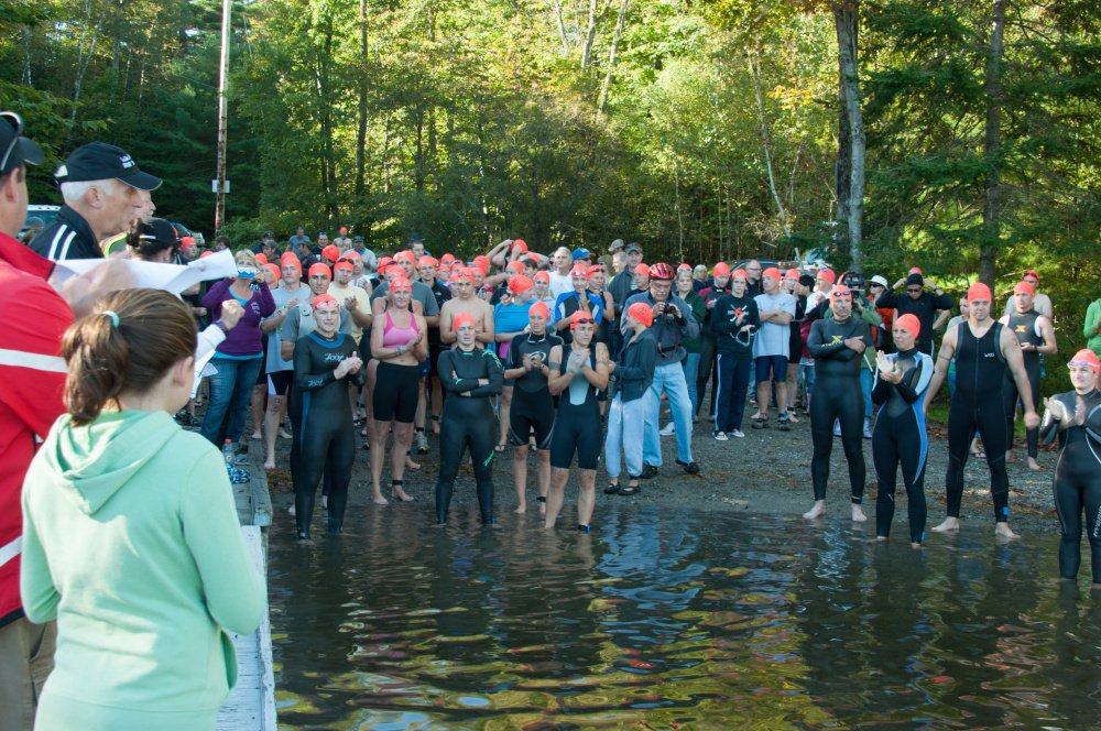 Lake George Regional Park triathlon will honour the victims of the 911 tragedy.