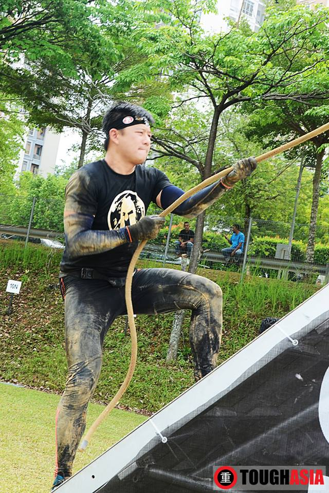 Cereal Buff completes his trifecta but discovers the toughest obstacle after the race.