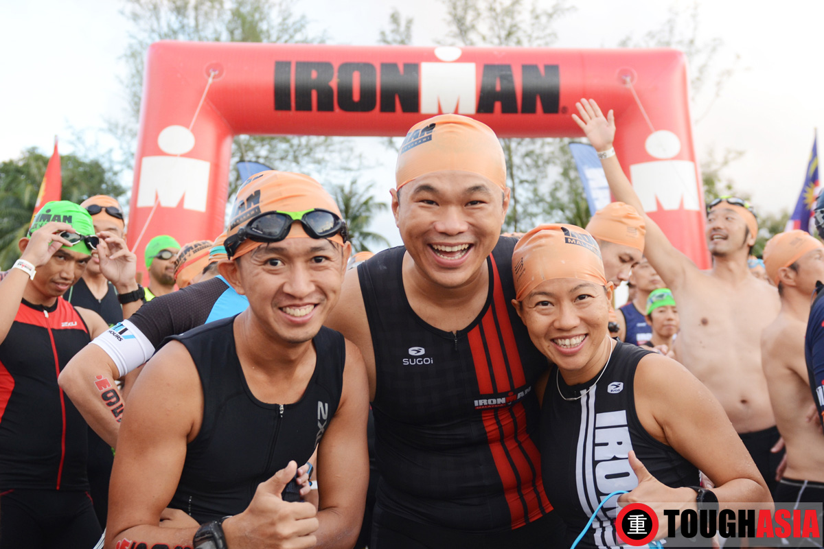 Returning and first-time contenders raring to take on Ironman Malaysia in Langkawi.