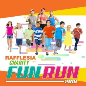 Rafflesia Charity Fun Run 5KM (Kajang) 2019 @ Rafflesia International and Private Schools Kajang