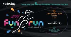Southville City Fun Run 2019 @ Southville City Sales Gallery
