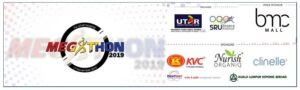 UTAR Megathon Charity Run 2019 @ UTAR and Bandar Mahkota Cheras Mall