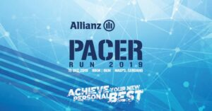Allianz Pacer Run 2019 @ MAEPS