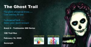 RunWild – The Ghost Trail 2020 @ Semenyih