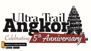 (INTERNATIONAL) Angkor Ultra-Trail 2020 @ Angkor Wat Temple, Cambodia