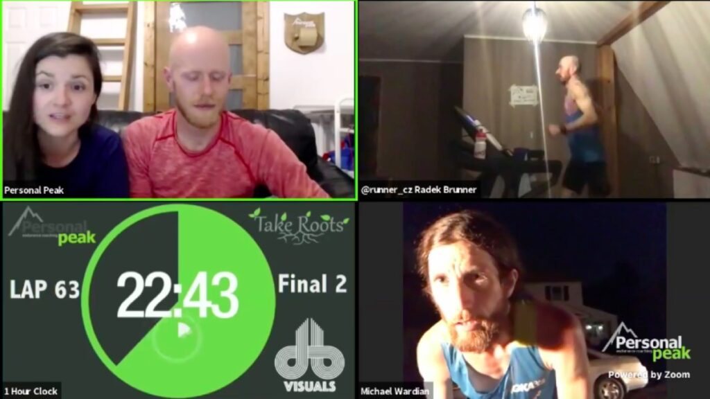 Mike Wardian Wins Quarantine Backyard Ultra Marathon After Running 262.52 Miles in 63 Hours