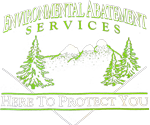 Environmental Abatement Services, Inc.  Logo