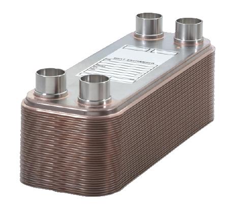 BrazePak Brazed Plate Heat Exchangers