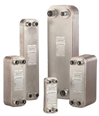 Heat-Exchanger-Brazed-Plate-Satin-Nickel