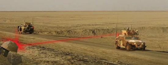 FILS - Laser Explosives Detection