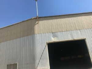 FILS Cement Hangar Tender